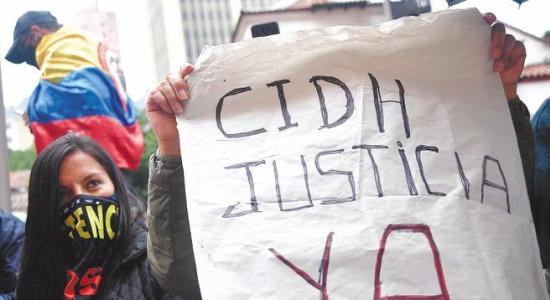 CIDH Colombia