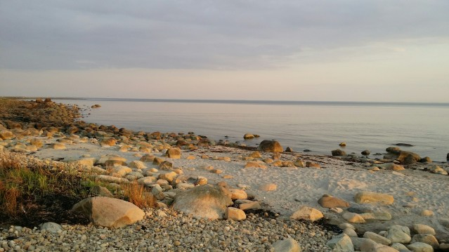 Varberg havet