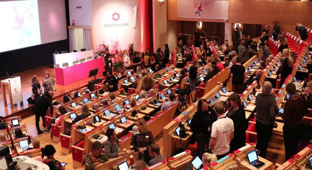 Essingesalen kongressen 2018