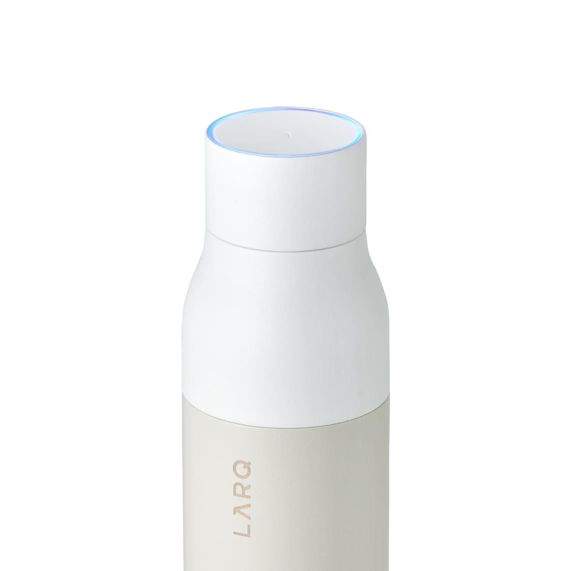 LARQ Bottle PureVis - Granite White