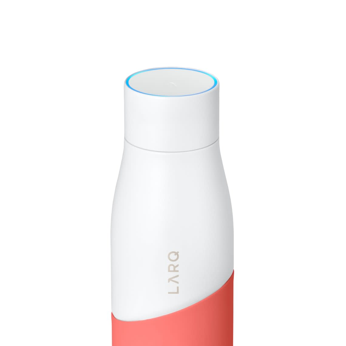 LARQ Bottle Movement PureVis - White / Coral