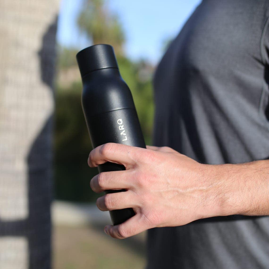 LARQ Insulated Bottle - Obsidian Black