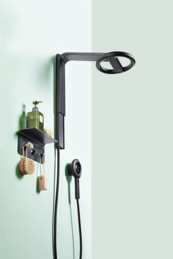 Nebia Spa Shower 2.0 in Matte Black
