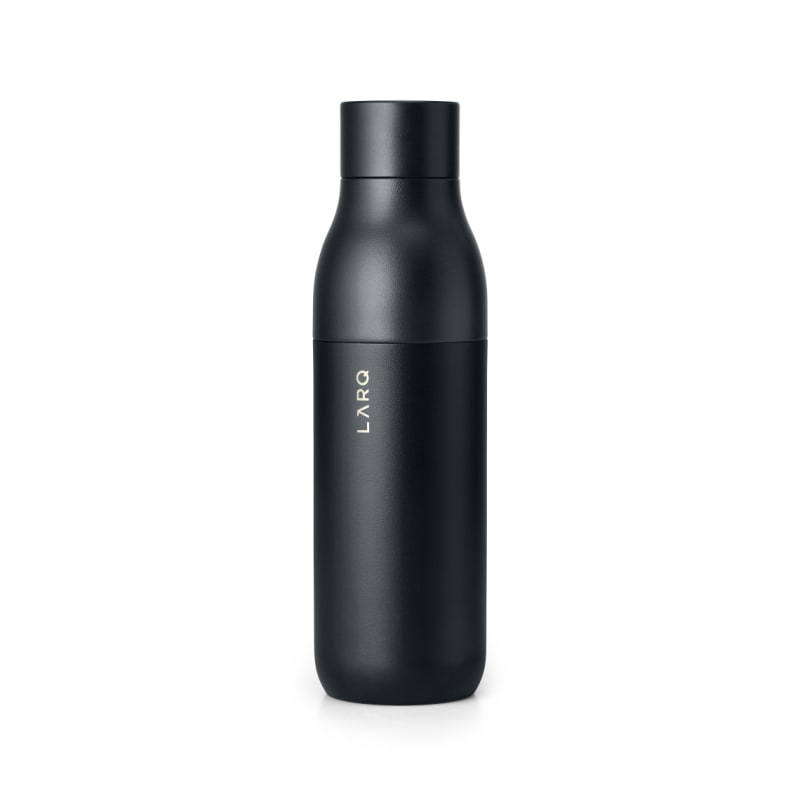 LARQ Bottle PureVis - Obsidian Black 25 oz