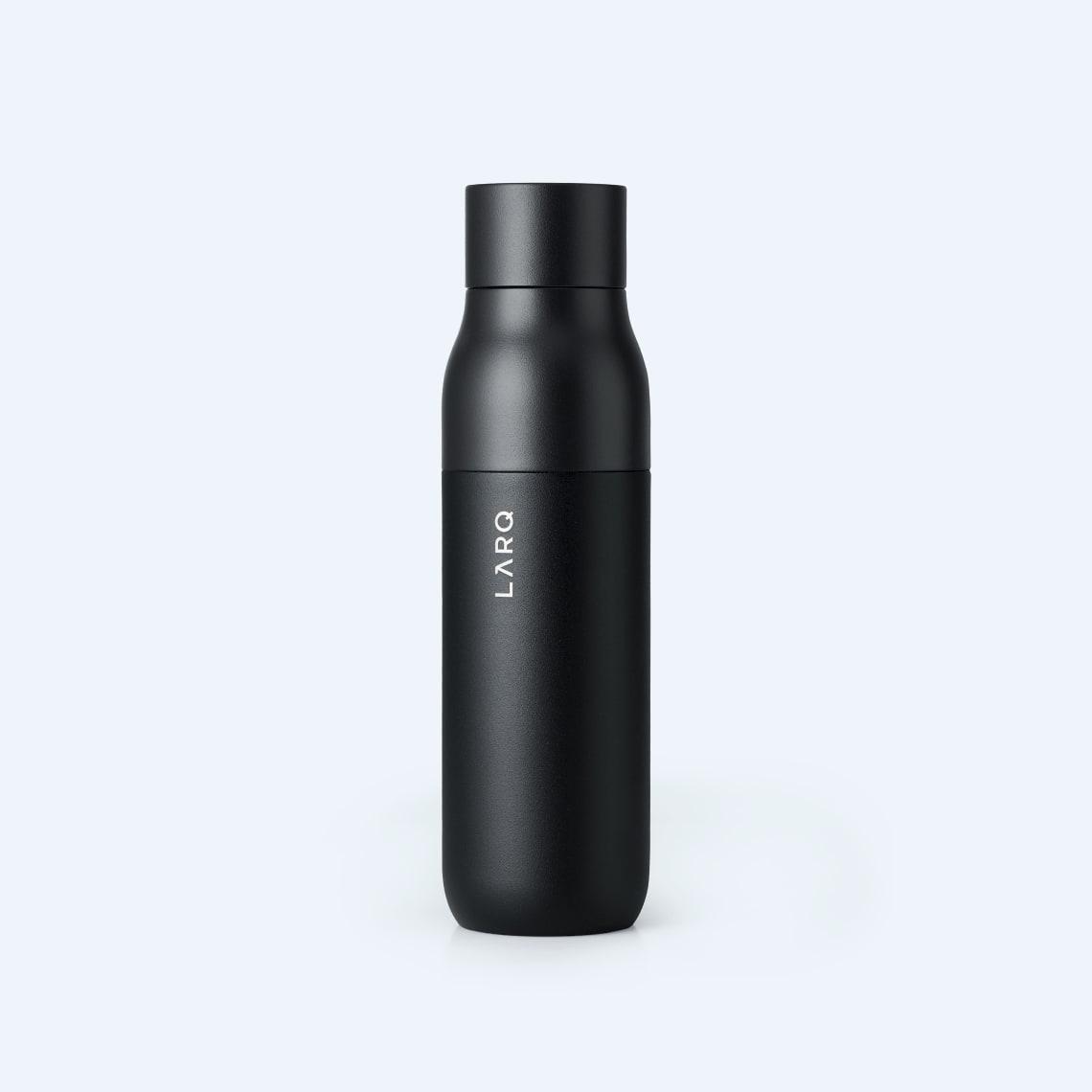 LARQ Bottle PureVis - Obsidian Black 17 oz