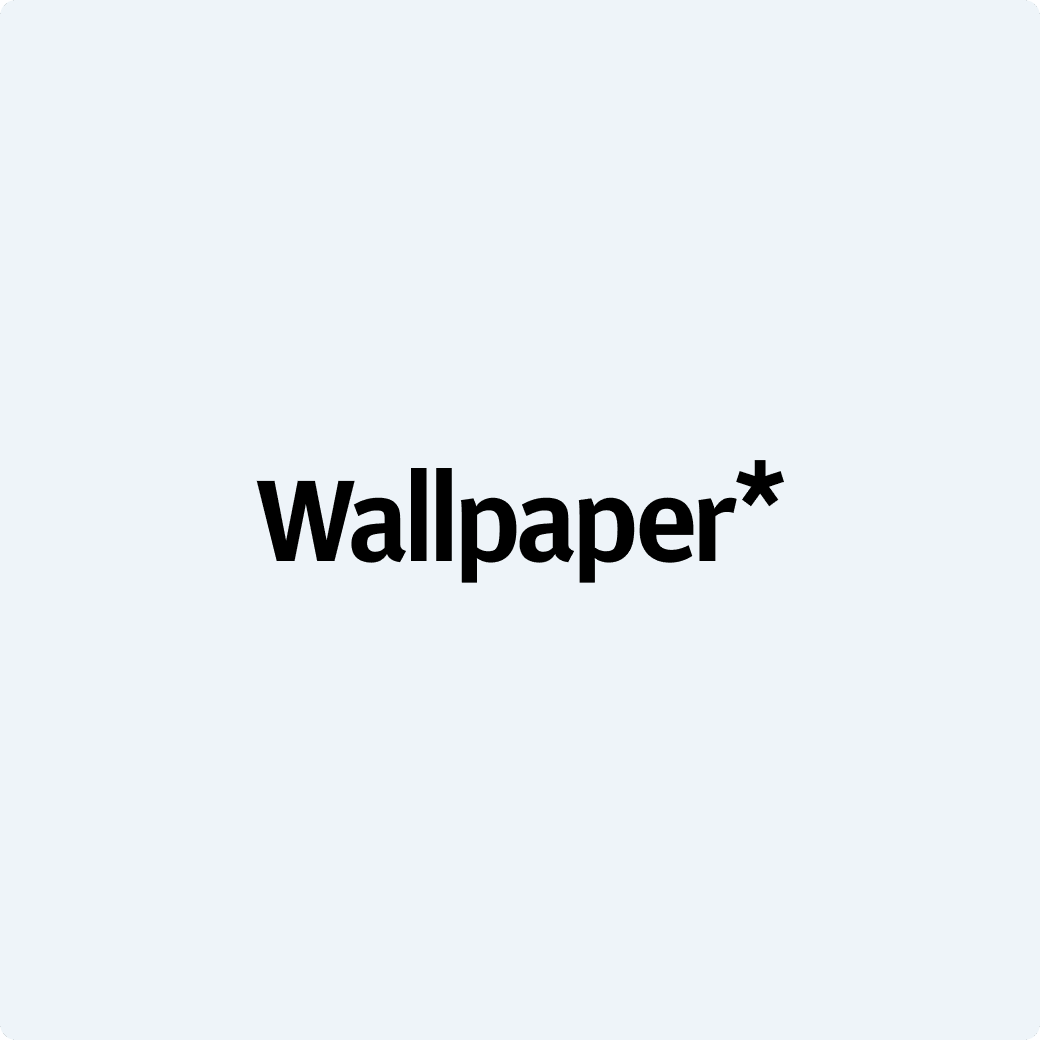 Wallpaper* logo