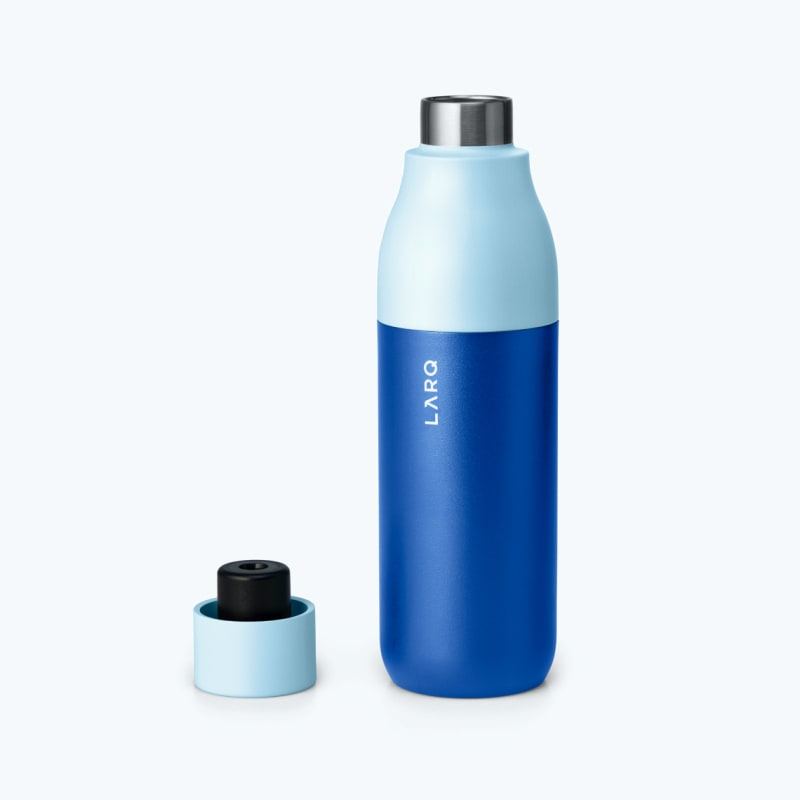 LARQ Bottle PureVis™ Electro Blue secondary alternative