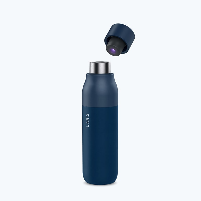 LARQ Bottle PureVis™ Monaco Blue main alternative