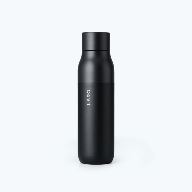 LARQ Bottle PureVis™ Obsidian Black main