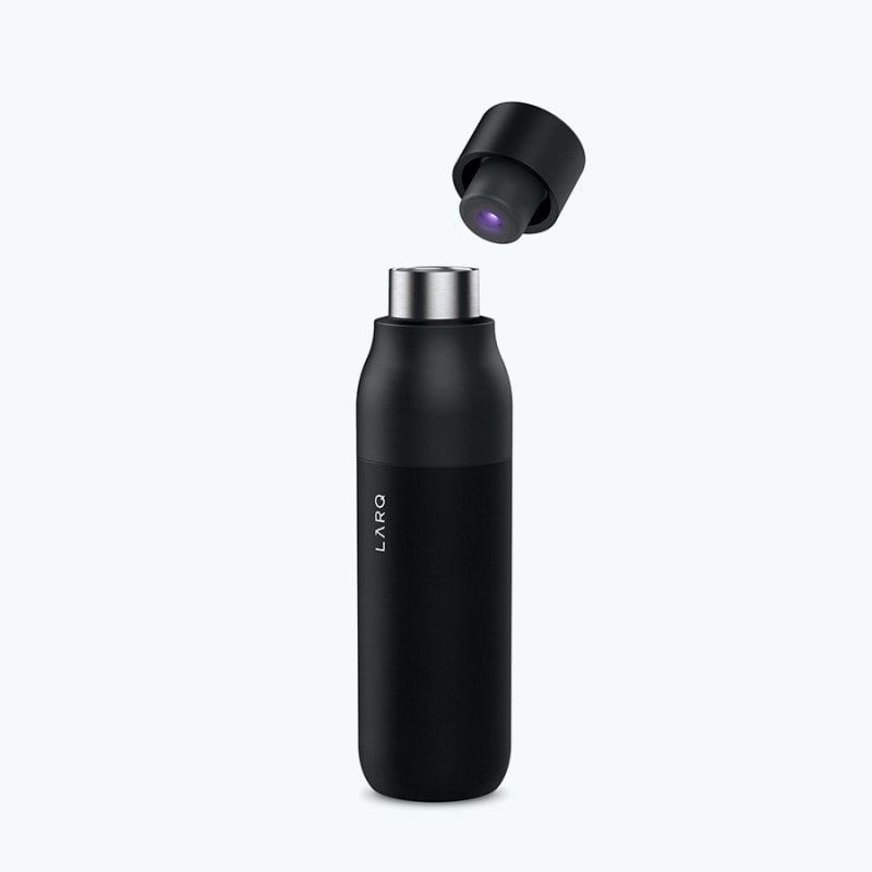 LARQ Bottle PureVis™ Obsidian Black main alternative
