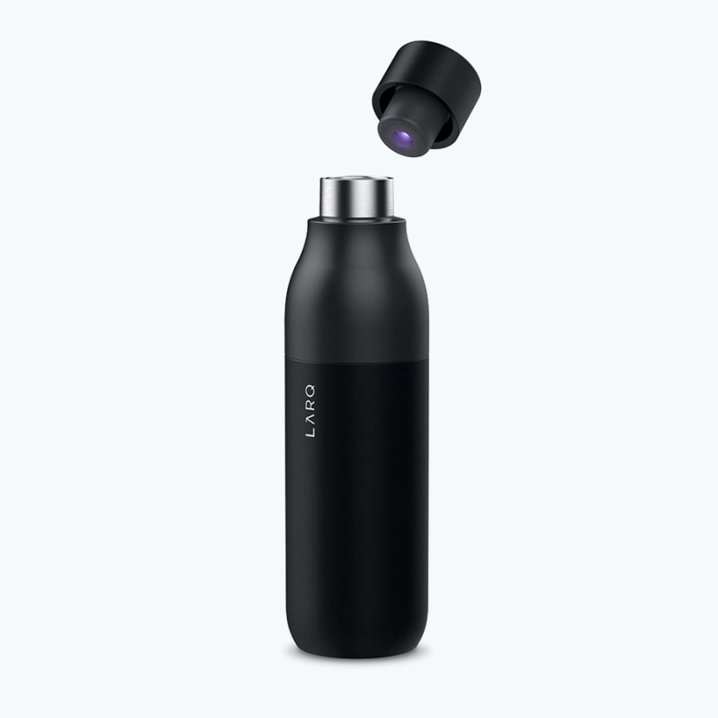 LARQ Bottle PureVis™ Obsidian Black secondary alternative