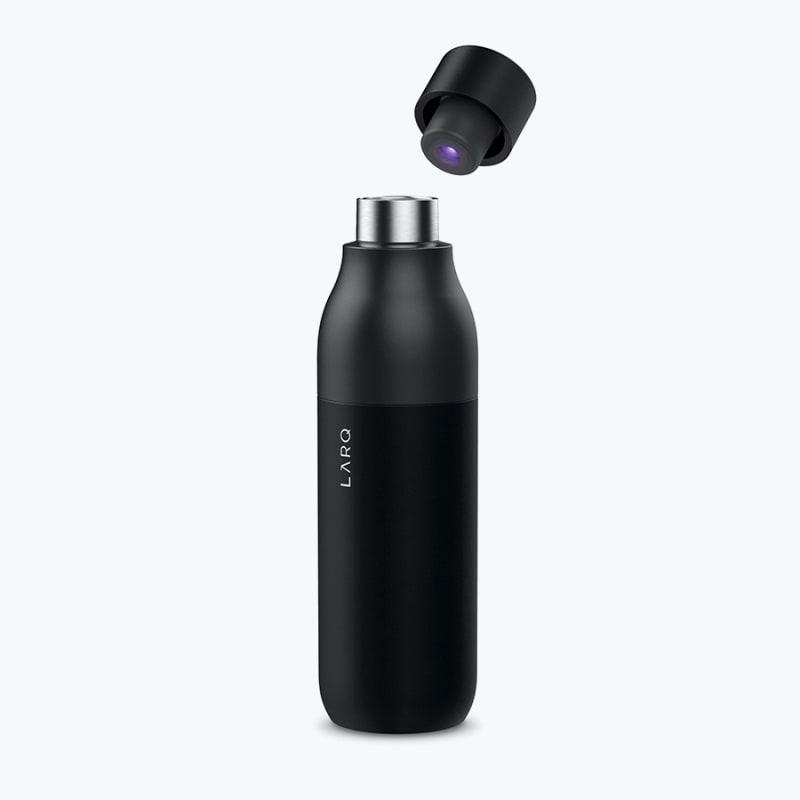 LARQ Bottle PureVis™ Obsidian Black secondary alternative