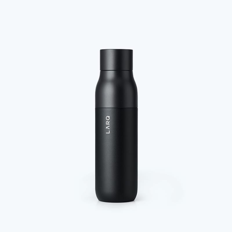 LARQ Bottle Obsidian Black main