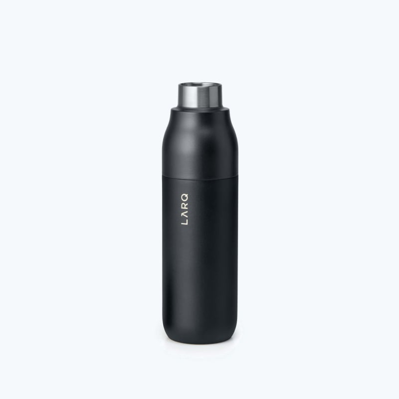LARQ Bottle Obsidian Black main alternative