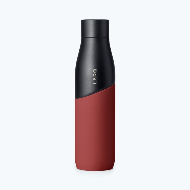 LARQ Bottle Movement PureVis™ Black / Clay secondary