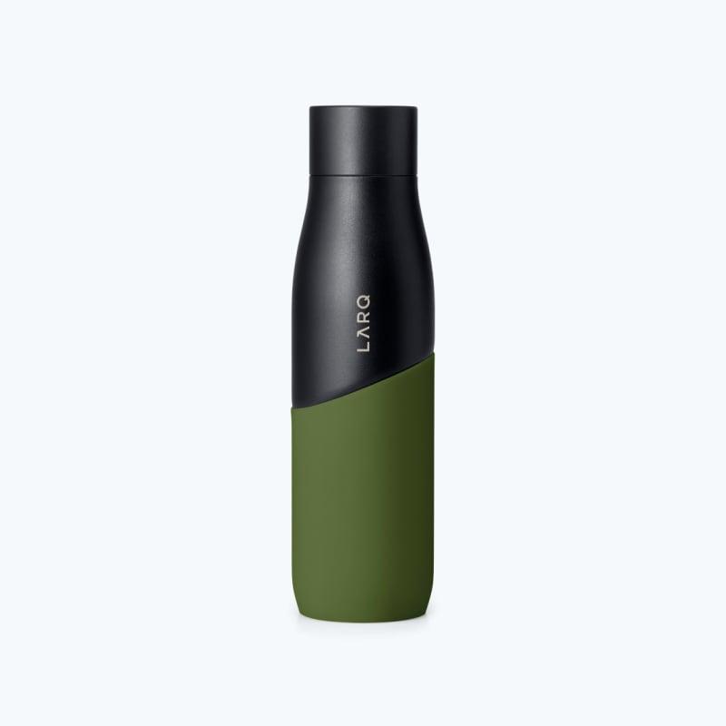 LARQ Bottle Movement PureVis™ Black / Pine main