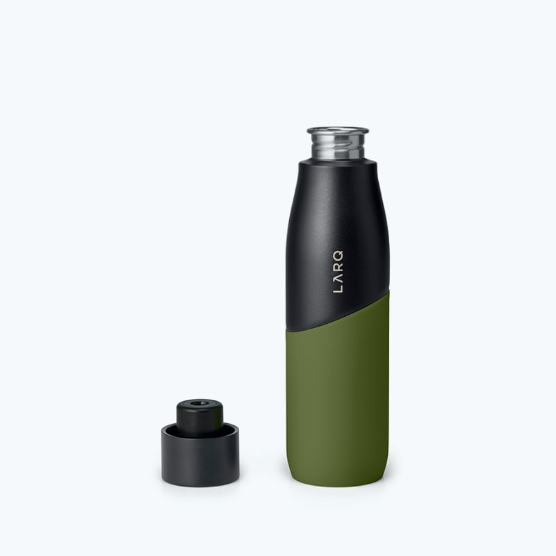 LARQ Bottle Movement PureVis™ Black / Pine main alternative
