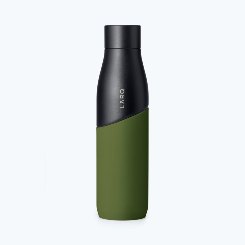 LARQ Bottle Movement PureVis™ Black / Pine secondary