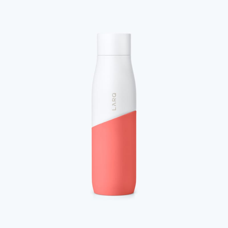 LARQ Bottle Movement PureVis™ White / Coral main
