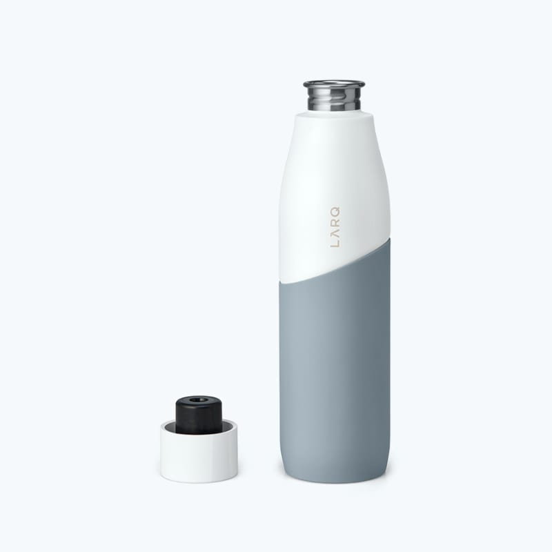 LARQ Bottle Movement PureVis™ White / Pebble secondary alternative