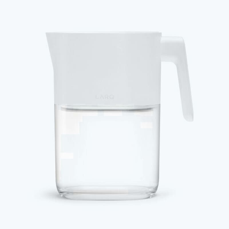 LARQ Pitcher PureVis™ Pure White main