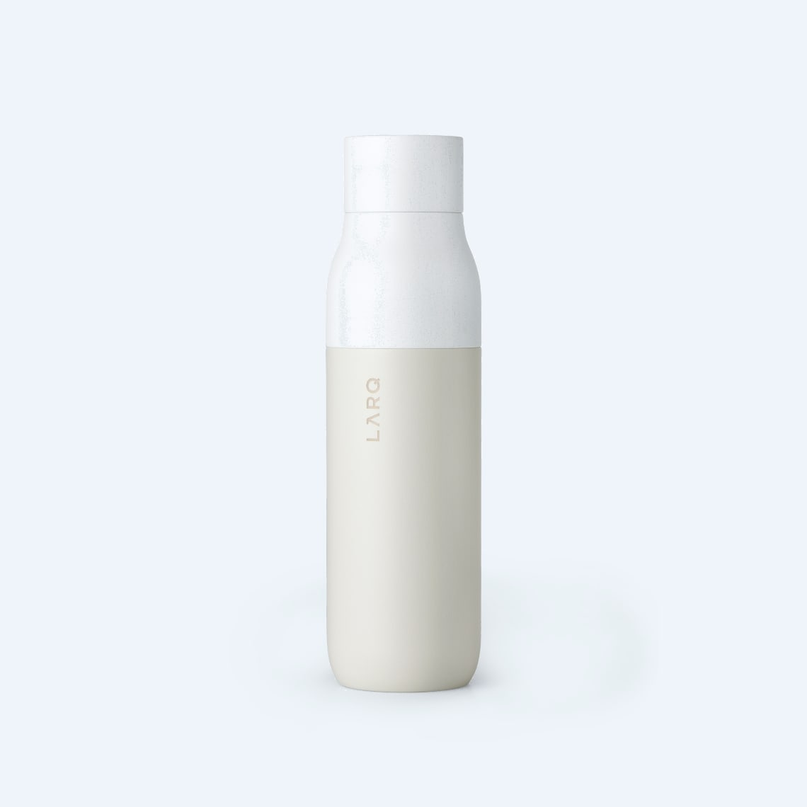 LARQ Bottle PureVis - Granite White