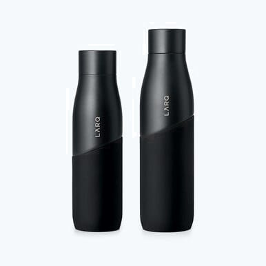 Geschenkset Midnight Sky: LARQ Bottle Movement PureVis main