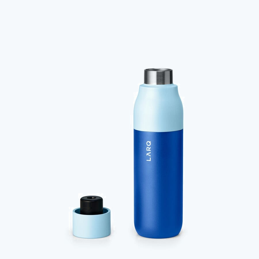 LARQ Bottle PureVis™ Electro Blue main alternative