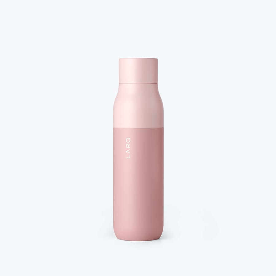 LARQ Bottle Himalayan Pink main