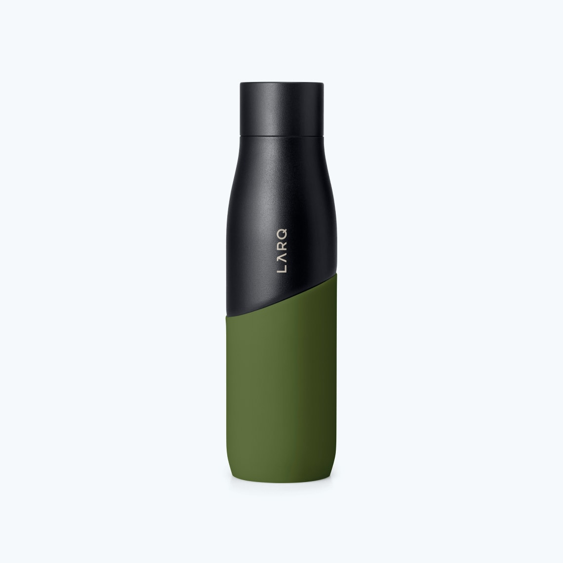 LARQ Bottle Movement PureVis™ Black / Pine main