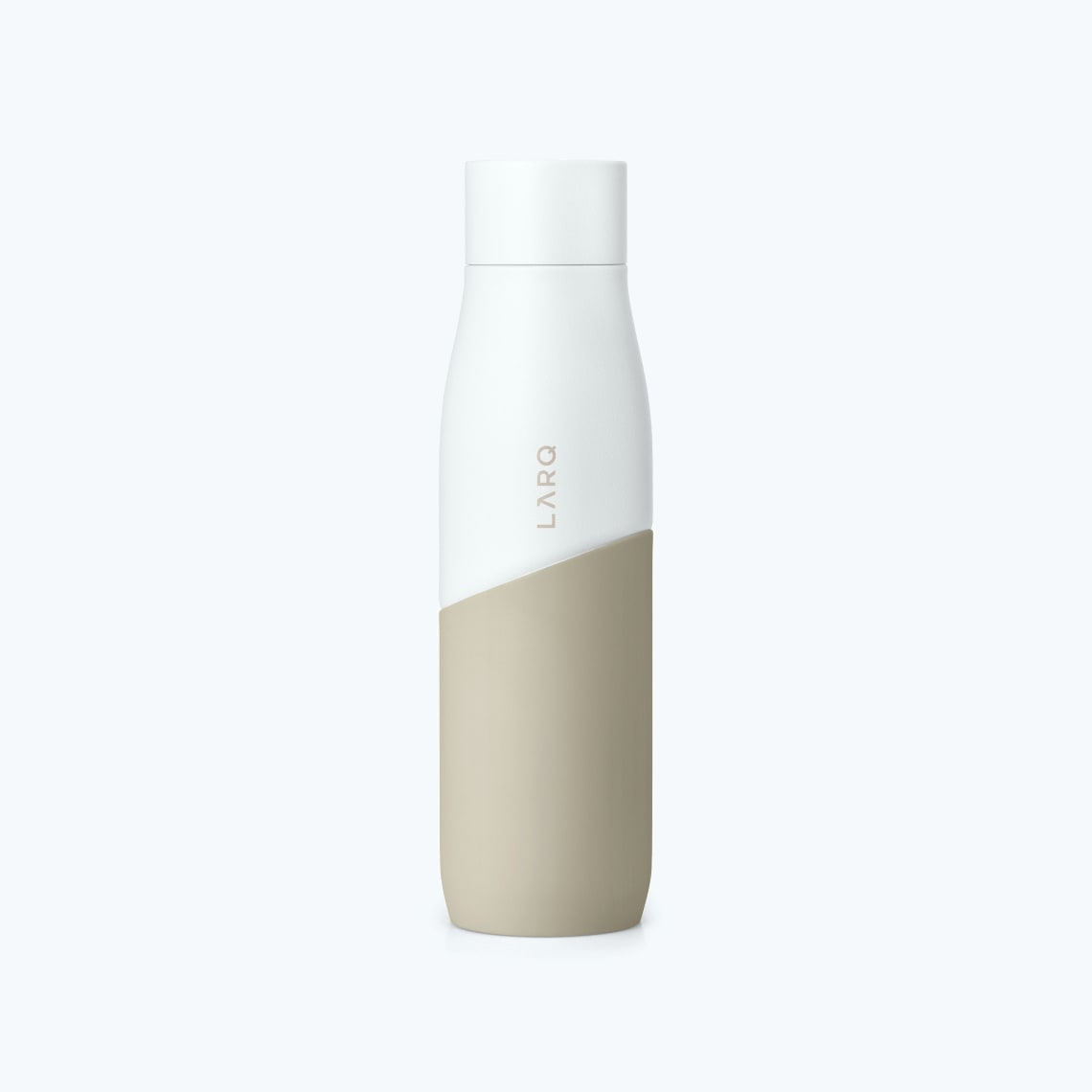 LARQ Bottle Movement PureVis™ White / Dune main