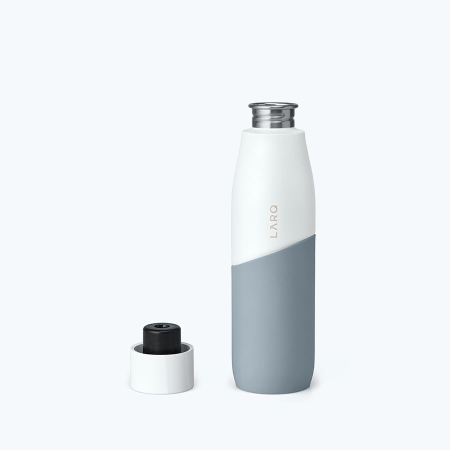 LARQ Bottle Movement PureVis™ White / Pebble main alternative