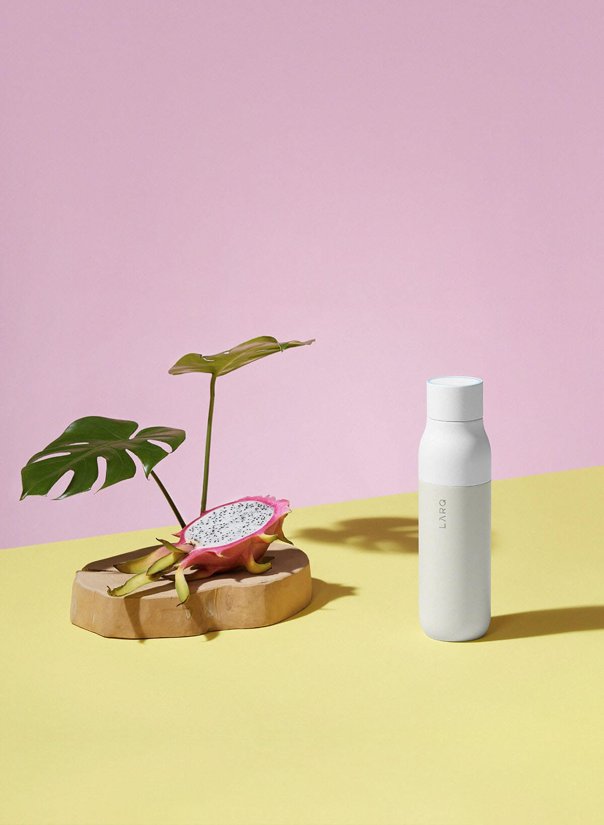 LARQ   World's First Self-cleaning Water Bottle