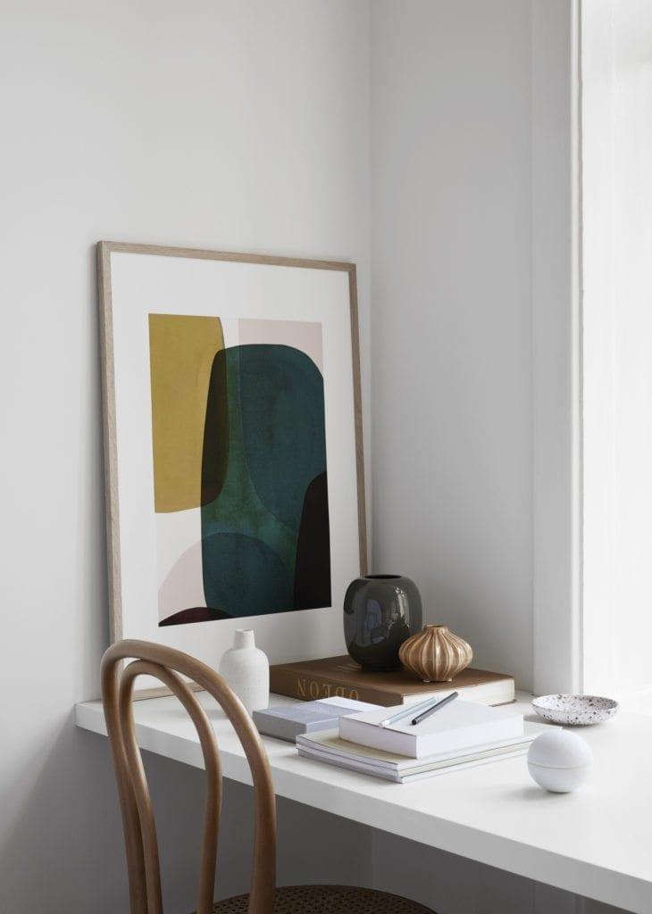 scandinavian interior design home office