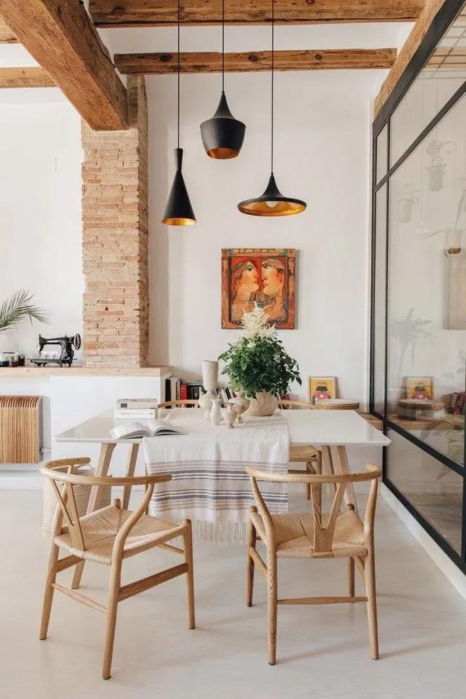 modern spanish home interior design