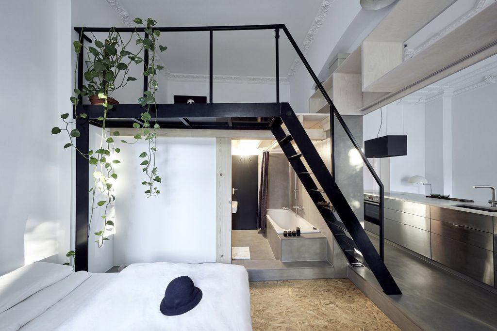 modern german minimalist interior design