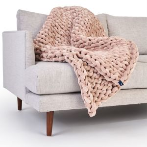 holiday gift guide weighted blanket