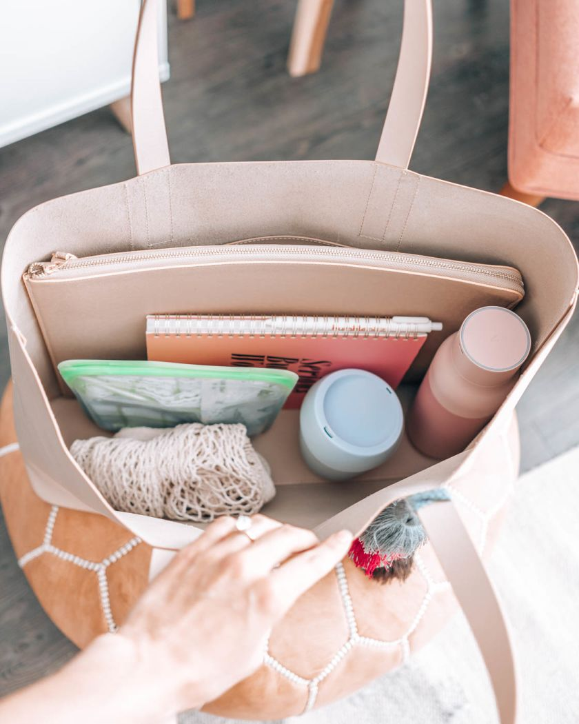 Reusable essentials for on-the-go