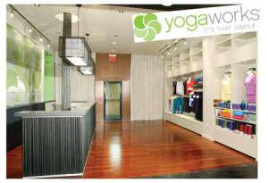 yogaworks yoga studio