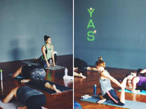 yas fitness studio