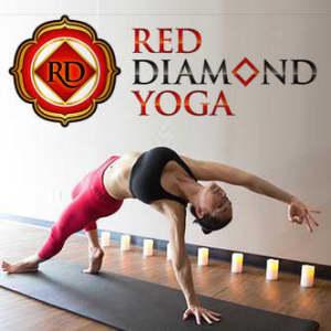 red diamond yoga studio