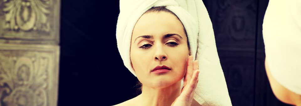 facial treatments for women in their 40s