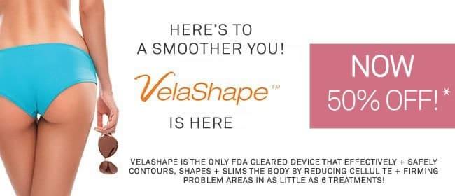 velashape body contouring