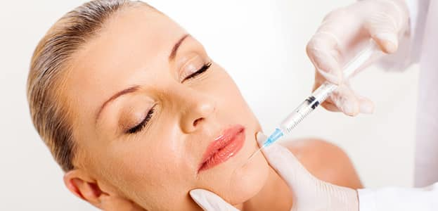 facial contouring with injectables