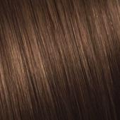 Close Up Swatch of Dark Brown Hair