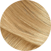 Close Up Swatch of Light Blonde Hair