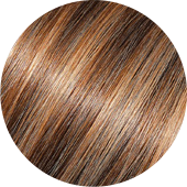 Close Up Swatch of Light Brown Hair