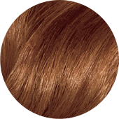 Close Up Swatch of Red Hair