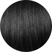 Close Up Swatch of Black Hair