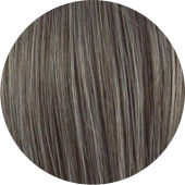 Close Up Swatch of Gray Hair